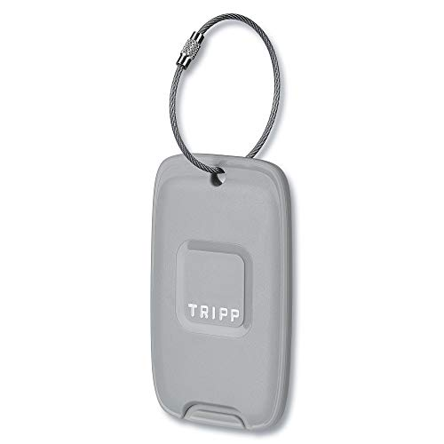 Tripp Dove Grey Tripp Accessories Luggage Tag