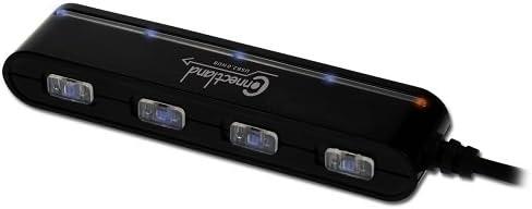 Connectland CL-U2MNHUB-4B 4 Ports Award USB V2.0 Mini Black Large discharge sale Hub