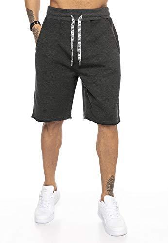 Redbridge Pantaloncini Uomo Sportivi in Cotone con Tasche