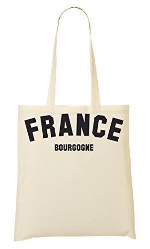 C+P France Bourgogne draagtas boodschappentas