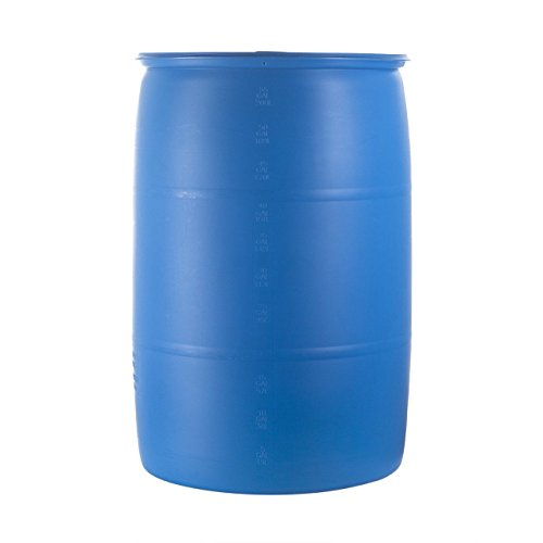 Emergency Essentials Water Barrel - 55 Gallon Drum