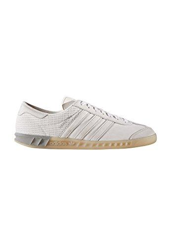 adidas Hamburg Tech White White Silver