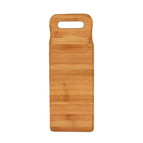 CLTYQ Wäsche Brett Holz Bambus Waschen Kleidung Washboard Handwäsche Brett Wäsche Washboard