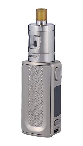 Eleaf iStick S80 mit GZeno E Zigarette - 1800mAh, max. 80 Watt, Silber, 3ml Tankvolumen