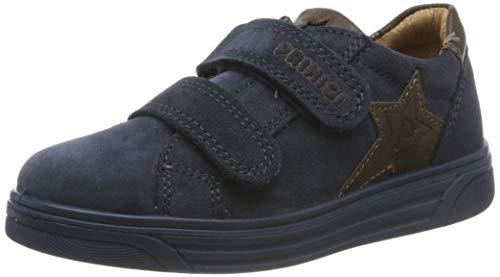 PRIMIGI Baby Jungen PCY 43738 Sneaker, Blau (Navy/Torf.Sc. 4373822), 27 EU