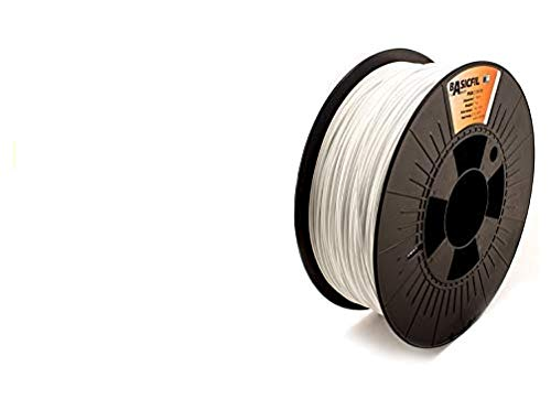 BASICFIL PLA 1.75mm 1 kg, SIGNAL WEIß (white), 3D Drucker Filament