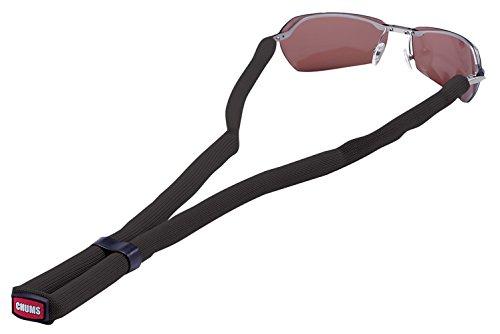 Chums Classic Glassfloats Eyewear Retainer, Black