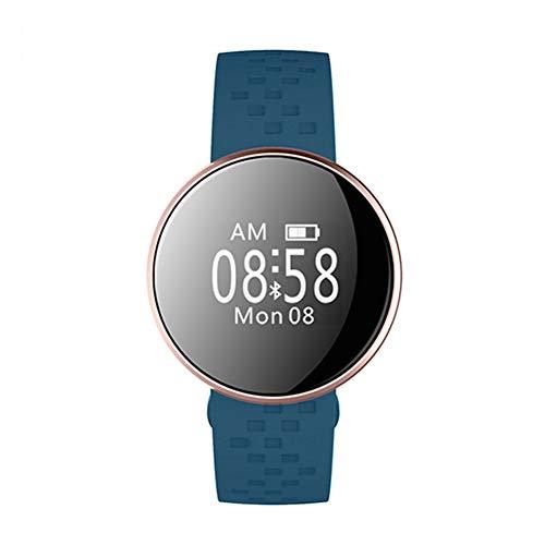 Dames Mode Smart Horloge voor IOS Android, Horloge met Fitness Slaap Monitoring IP67 Waterdichte Remote Camera