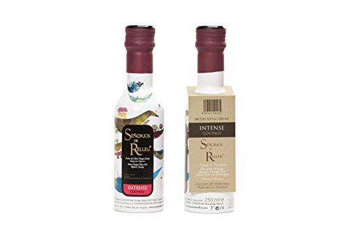 SEÑORIOS de RELLEU Aceite de Oliva Virgen Extra Coupage INTENSE 250 ml