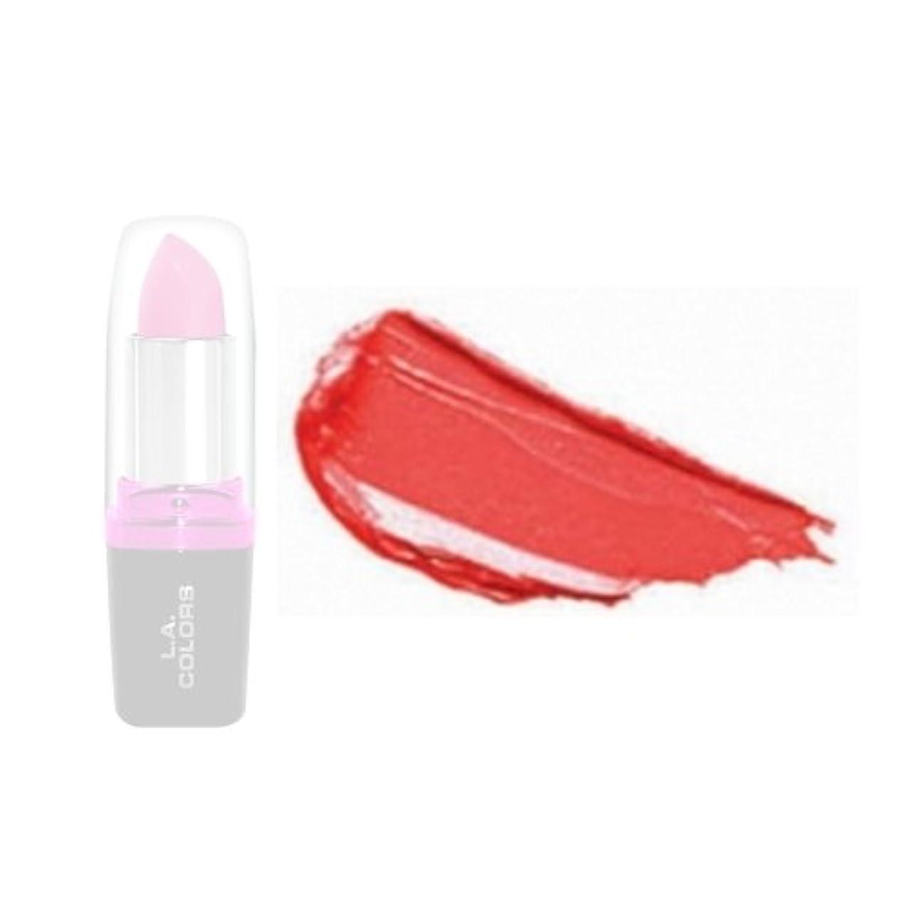 黒人有名白い(6 Pack) LA Colors Hydrating Lipstick - Paradise (並行輸入品)