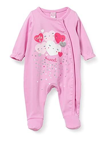 Tuc Tuc Pelele Punto Sugar Babe Mamelucos para bebés y niños pequeños, Rosa, 12-18M