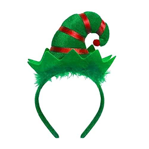 Head Hoop Children Adult Headband Cosplay Costume Decorative Cute Delicate Festival Green