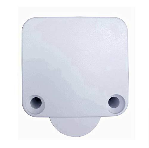 Einbau Barschalter, Schnappschalter, LED (Niedervolt), 230V (Hochvolt) Ein/Aus, Truhenschalter, Türschalter, Schrankschalter