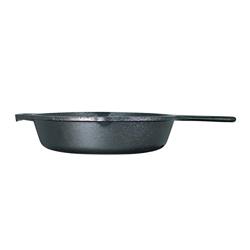 Lodge L8SK3 10.25' Skillet with Assist Handle