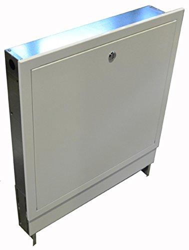 COSMO ST 1200 - Armario de distribución galvanizado para montaje empotrado