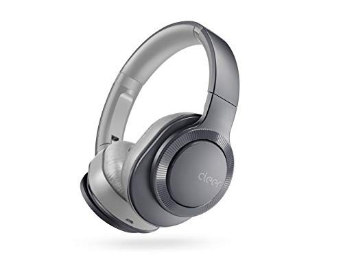 Cleer Audio - Flow II, Bluetooth Wireless Headphones with Noise Cancellation
