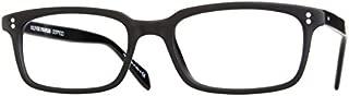 Oliver Peoples Denison Ov5102 Size 51 Matte Black Color 1031