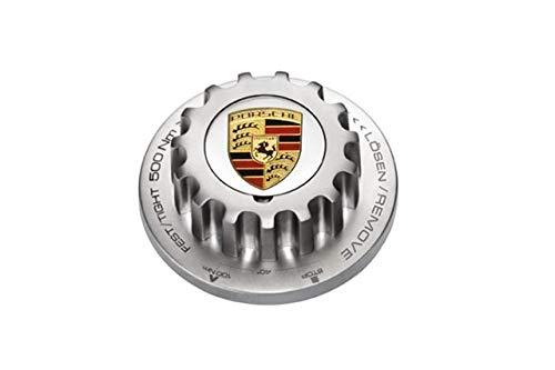 Orig. Porsche 911 997/991 - Apribottiglie con chiusura centralizzata e stemma Turbo