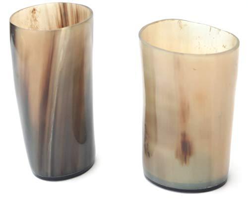 Taza de cuerno vikingo, Thor - 250 ml[Set of 2]