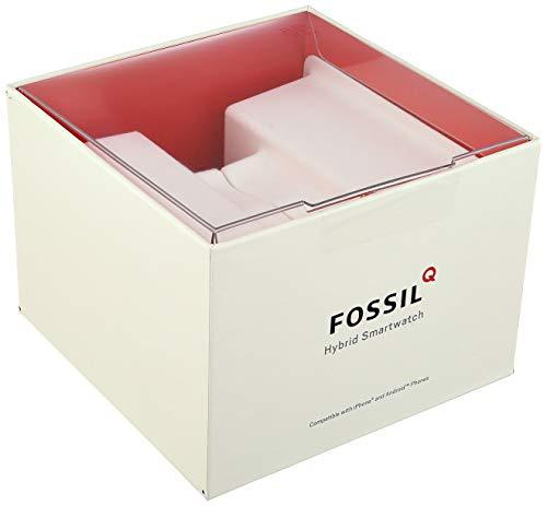 Fossil Men's Gen 4 Explorist HR Heart Rate Stainless Steel Touchscreen Smartwatch, Color: Silver (Model: FTW4011) 3