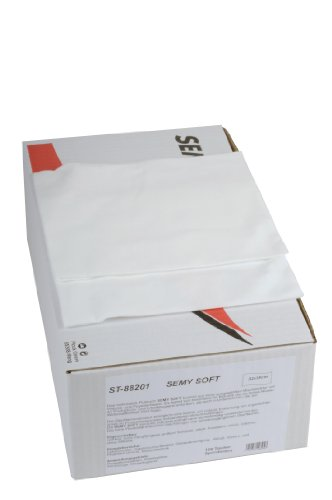 Semy Top Spezial-Putztuch in Spenderbox, weiß, 32 x 38 cm, 100 Tücher per Box, 1er Pack (1 x 1 Stück)