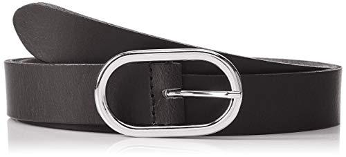 ESPRIT Accessoires Damen 029EA1S006 Gürtel, Schwarz (Black 001), 6631 (Herstellergröße: 85)
