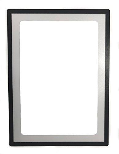 Magnethülle A4 mit Fenster - 5 Stück - Magnetrahmen