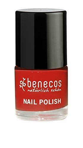 Benecos - Esmalte de uñas Red vintage Benecos, 9 ml