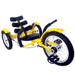 "Mobo Mobito (Yellow) Cruise in Style (16"")"