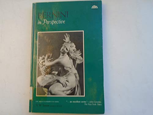 Bernini in perspective (The Artists in perspective series)