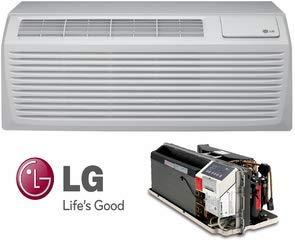 LG - Packaged Terminal Air Conditioner (PTAC) (15k BTU- Heat Pump)