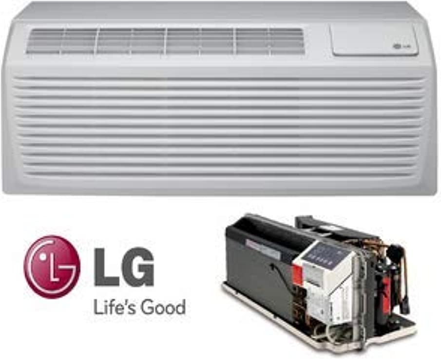 LG - Packaged Terminal Air Conditioner (PTAC) (7k BTU- Electric Heat)