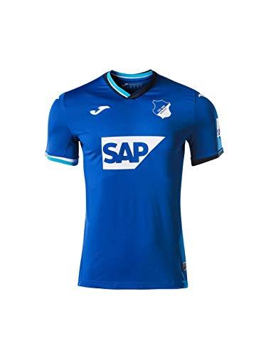 TSG 1899 Hoffenheim Kinder TSG Trikot Home 20/21, Blau, 164
