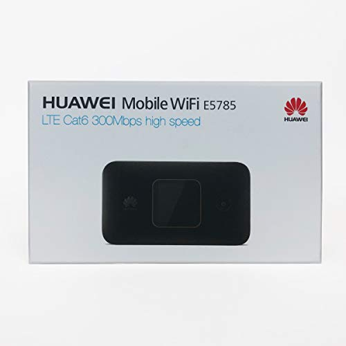 Huawei E5785-92C LTE CAT6 Mobile Router, Hotspot, Farbe:Weiß (White)