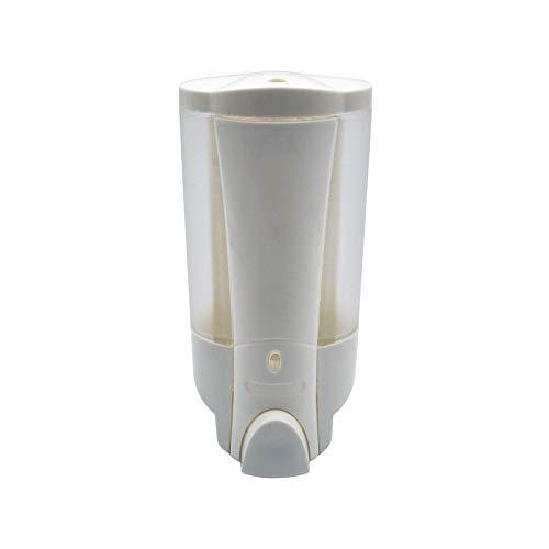 chachacha Seifenspender Einkopf-Händedesinfektionsflasche Duschgel-Shampoo-Box mit großer Kapazität Doppelkopf zur Seifenmaschine