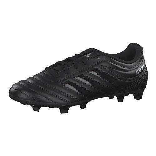 adidas Copa 19.4 FG, Bota de fútbol, Core Black, Talla 6 UK (39 1/3 EU)