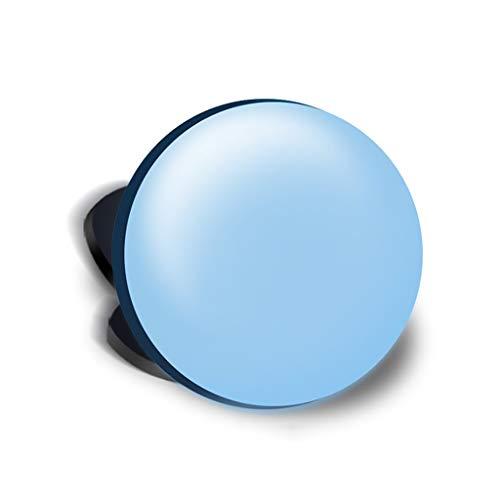 SUN-Feng Rimless achteruitkijkspiegel, 360° draaibaar rolgordijn Spot Spiegel Auto Lane Change Brede Hoek Spiegel Blu-ray Anti-verblinding Ronde Spiegel