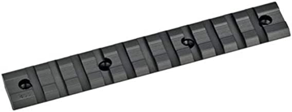 Weaver Mounts 48347 1-Piece Base Multi-Slot for Savage Axis Style Black Matte Finish