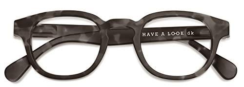 老眼鏡 リーディンググラス おしゃれな 北欧デザイン HAL TYPE-C TORTOISE (+2.50)