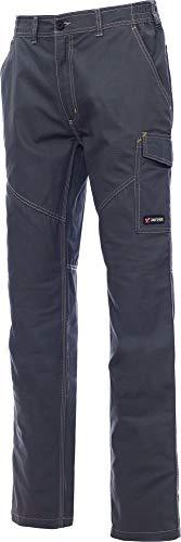 PAYPER Pantaloni da lavoro 100% cotone Worker Summer, grigio chiaro, S