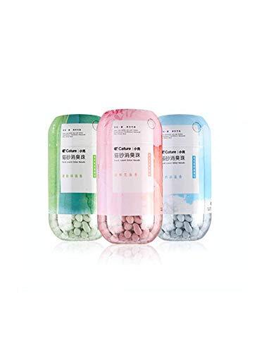 Beaviety Katzenstreu Deodorant Wurf Schüssel Geruch Eliminator Wc Deodorant Perlen Für Entfernen Geruch 1 STÜCKE