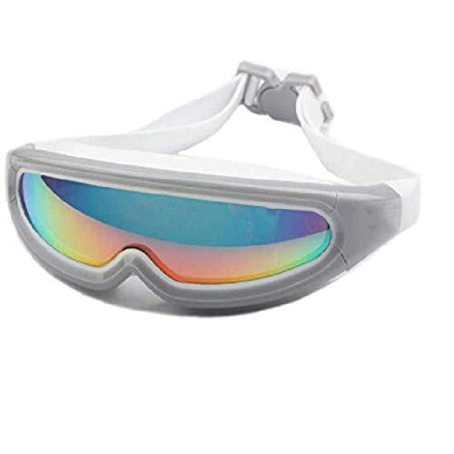 fyhtydsr Schwimmbrille Anti Fog Schwimmbrille für Erwachsene Eyewear Wasserbrille Schwimmbrille