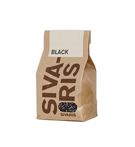 Arroz Black (papel kraft) 500gr. Sivaris. 6un.