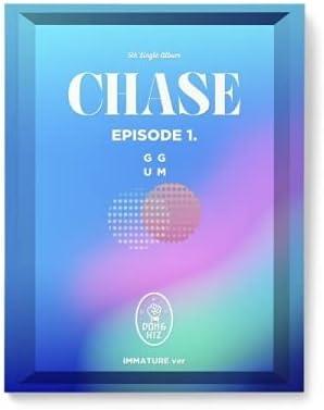 Dongkiz Chase Episode Financial sales sale 1. GGUM Genuine Free Shipping Single 5th Version Album Immature