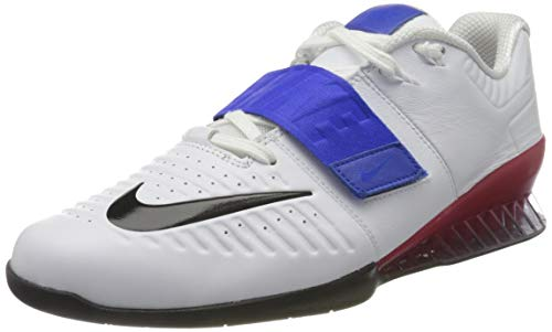 Nike Ao7987-104_46, Scarpe Sportive Uomo, White, EU
