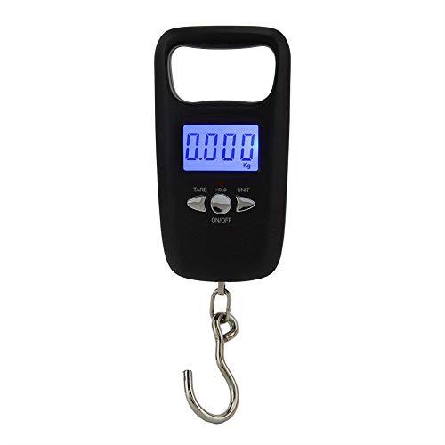 Báscula Digital para Equipaje 50 kg con gancho, Báscula Pe