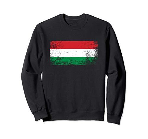 Bandera de hungría - Hungary Flag Sudadera