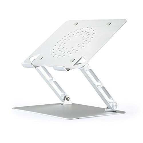 Laptop Stand, Ergonomic Portable Laptop Stand Compatible with 10'' to 17.3'' Laptops Product, Height Adjustable, Computer Stand for Most Laptops & Tablets