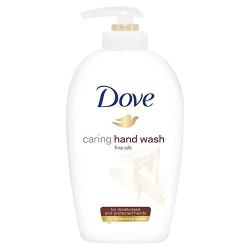 Dove Hand-Waschlotion Feine Seide, 1er Pack (1 x 250 ml)