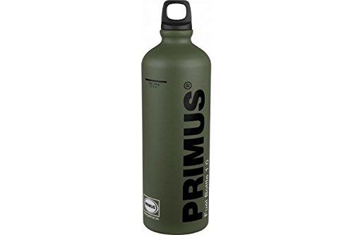 Primus Unisex– Erwachsene Brennstoffflasche 1000, grün, 1 L